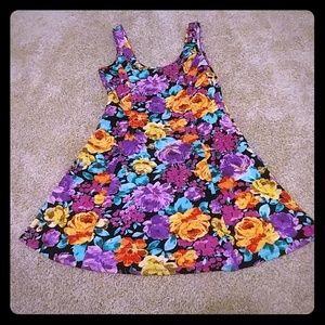 Forever 21 floral mini dress NWOT